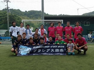 friendly match�@.JPG
