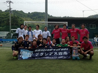 friendly match�A.JPG